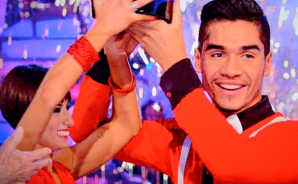 louis Smith the winner