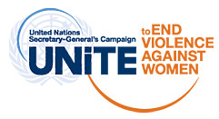 united nations campaign to end violence against women.