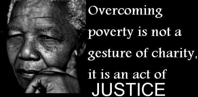 overcoming poverty