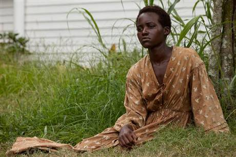 woman in 12 years a slave