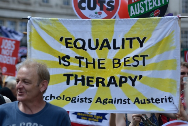 Equality is the Best Therapy