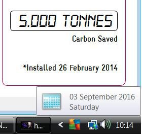 5000-tonnes-of-carbon-saved-3-sept-2016